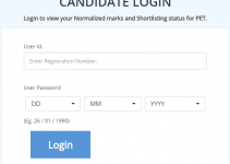 RRB Group d result login